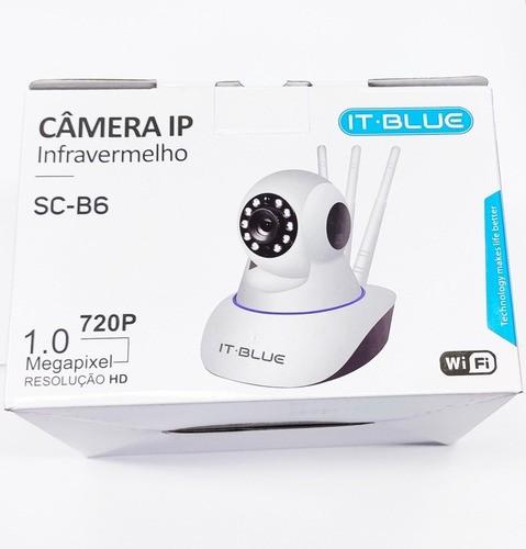 Câmera IP Infravermelho SC-B6 720p HD - IT.Blue