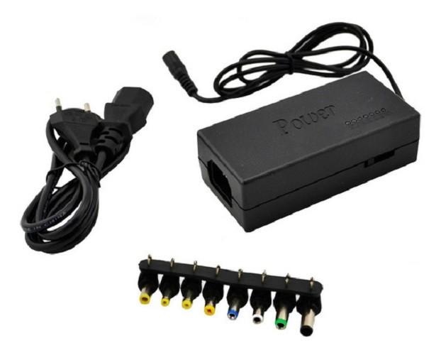 Carregador Universal de Notebook 120W E9602 - Ecooda