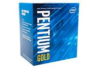 Computador Intel G5400 Gold - 4GB DDR4 - SSD 120GB - 230W