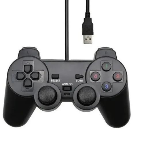 Controle de PS2 USB 2.0 JG186 - Tekcone