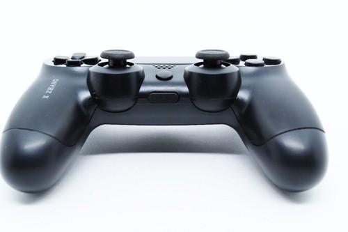 Controle de PS4 com Fio Preto - X Zhang