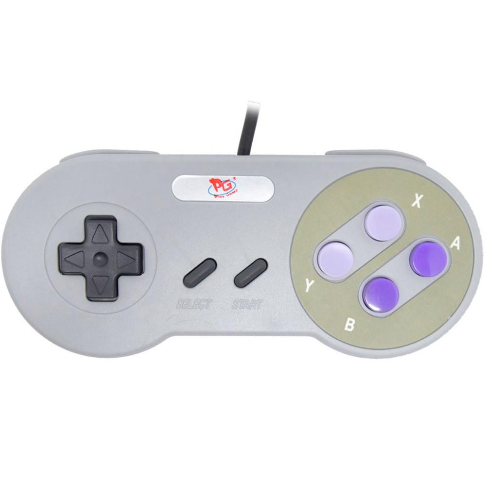 Controle de Super Nintendo para PC - PG