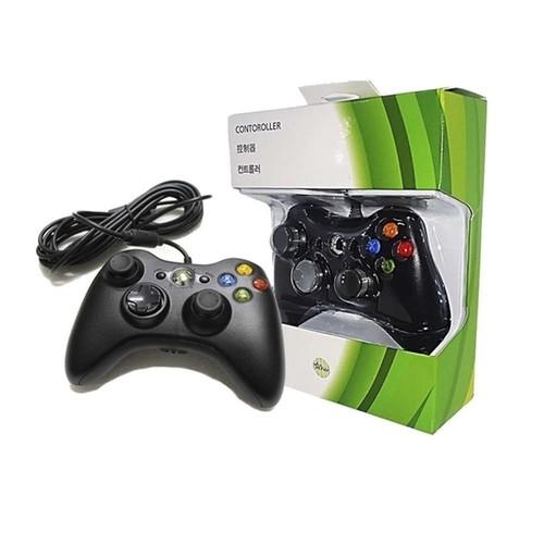 Controle de Xbox 360 com Fio