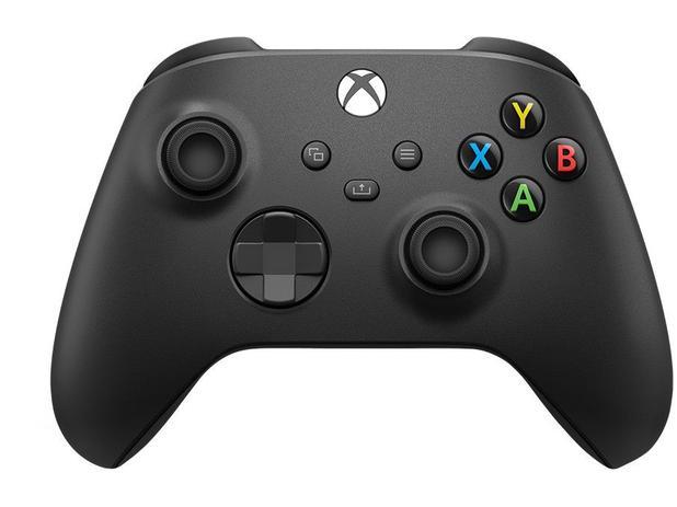 Controle de Xbox One Carbon Black - Xbox