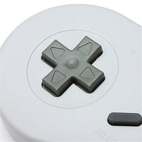 Controle Usb Modelo Super Nintendo Super Control