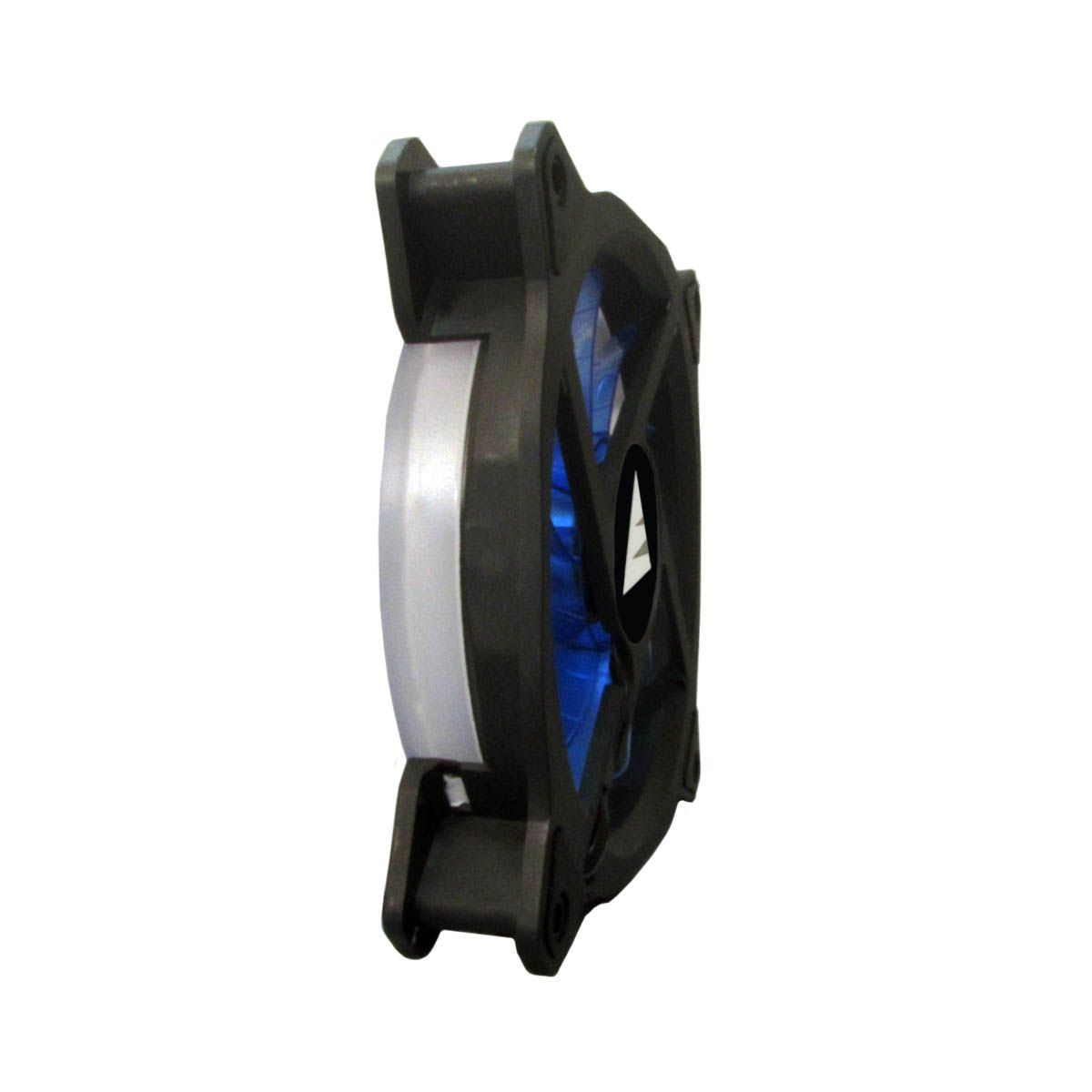 Cooler Fan Azul LED Ring Para Gabinete Bluecase