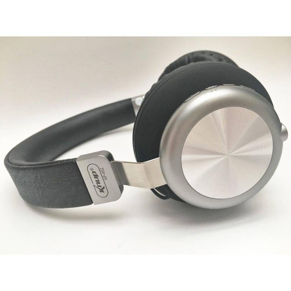 Fone Bluetooth Com Microfone Kp-452 Knup