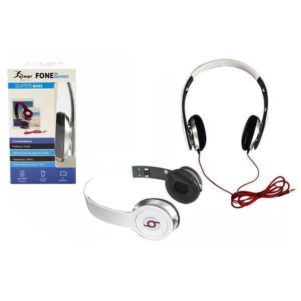 Fone de Ouvido Headphone para Celular Kp-313 Knup