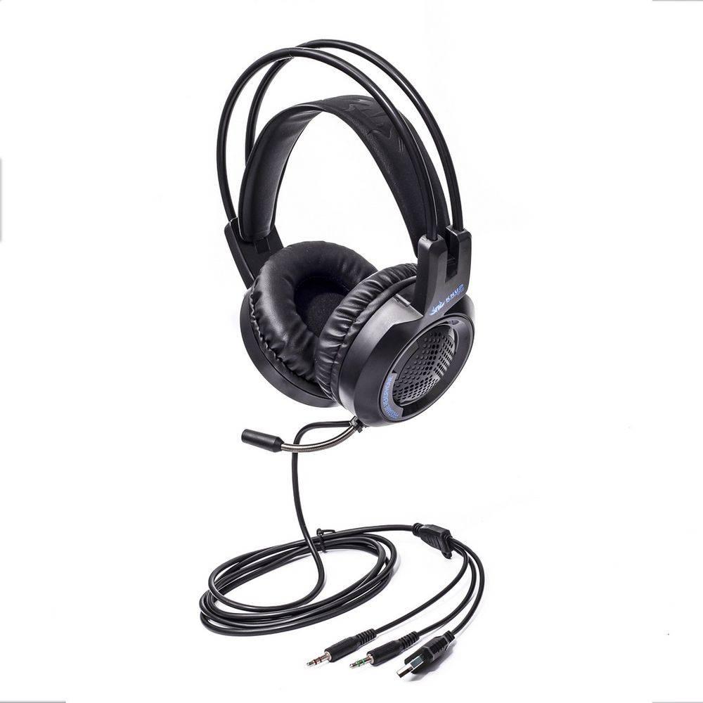Fone de Ouvido Headset Gamer Pro 7.1 Knup KP-430 Bass Vibration