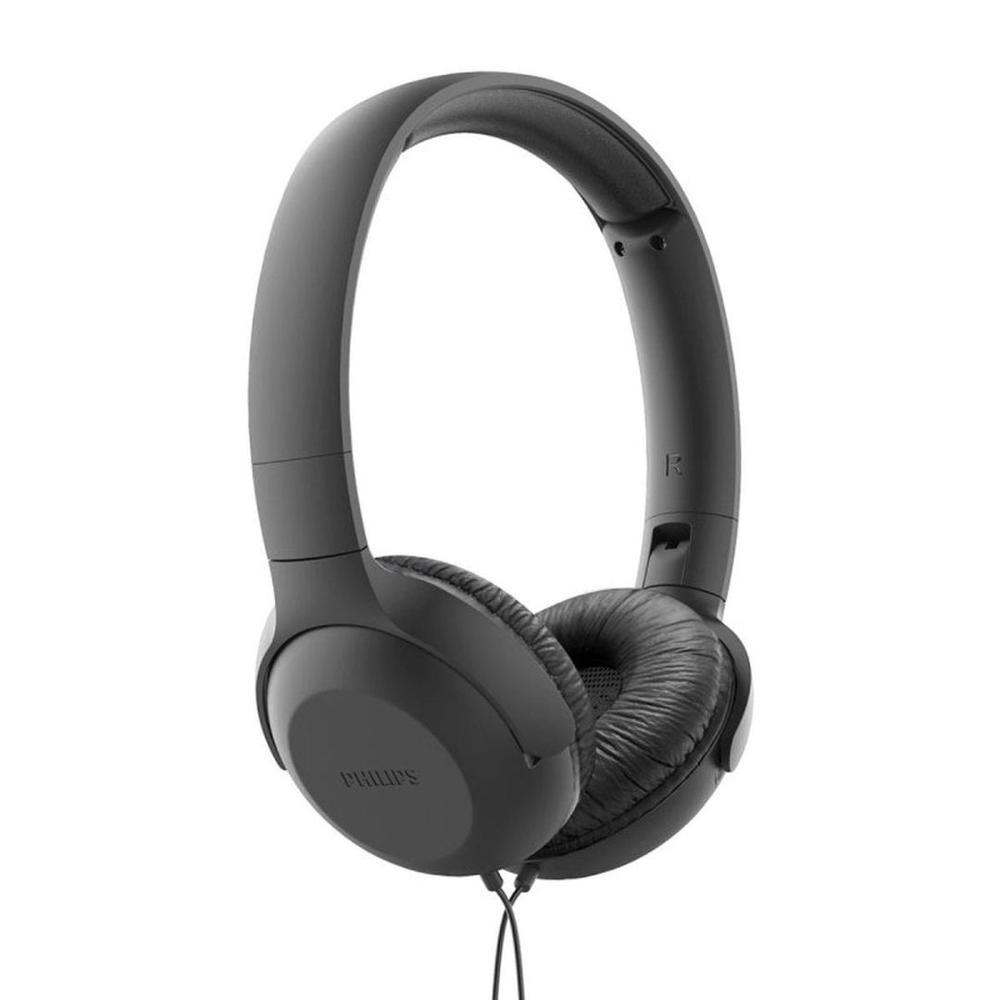 Fone de Ouvido Supra Auricular Com Microfone Tauh201bk Preto