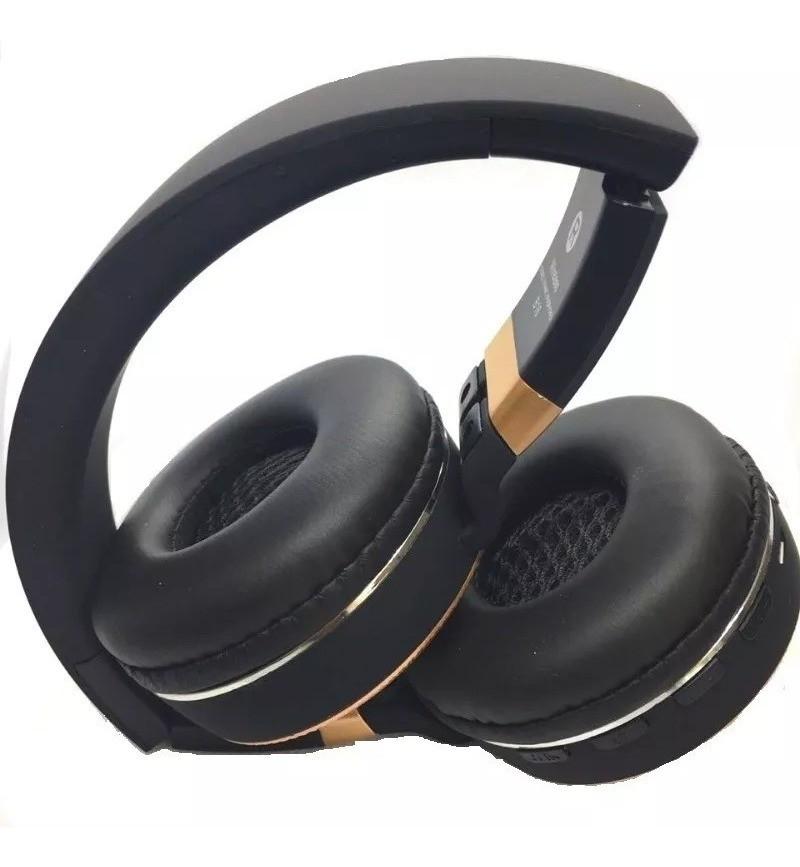 Fone headphone Bluetooth com entrada p2  wifi sound H'maston B16