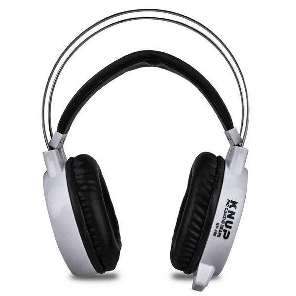 Fone Headset Gamer 7.1 P2 Usb 2 Metros Knup KP-402