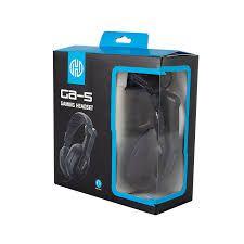 Fone Headset Gamer com Microfone integrado Hoopson Ga-5