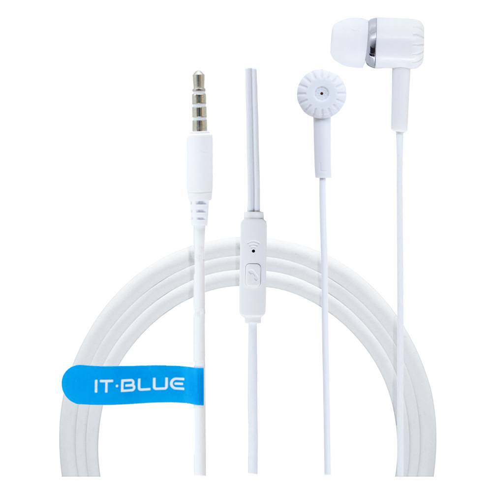Fone Intra Auricular com entrada P2 It-Blue LE-0202X