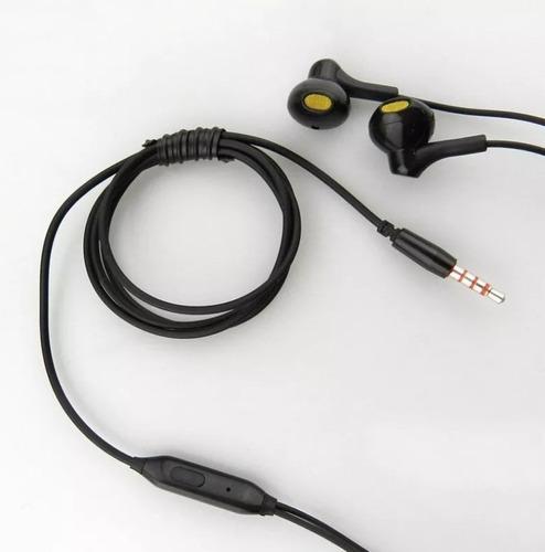 Fone Ouvido com Microfone Estéreo Auricular Para Celular K38