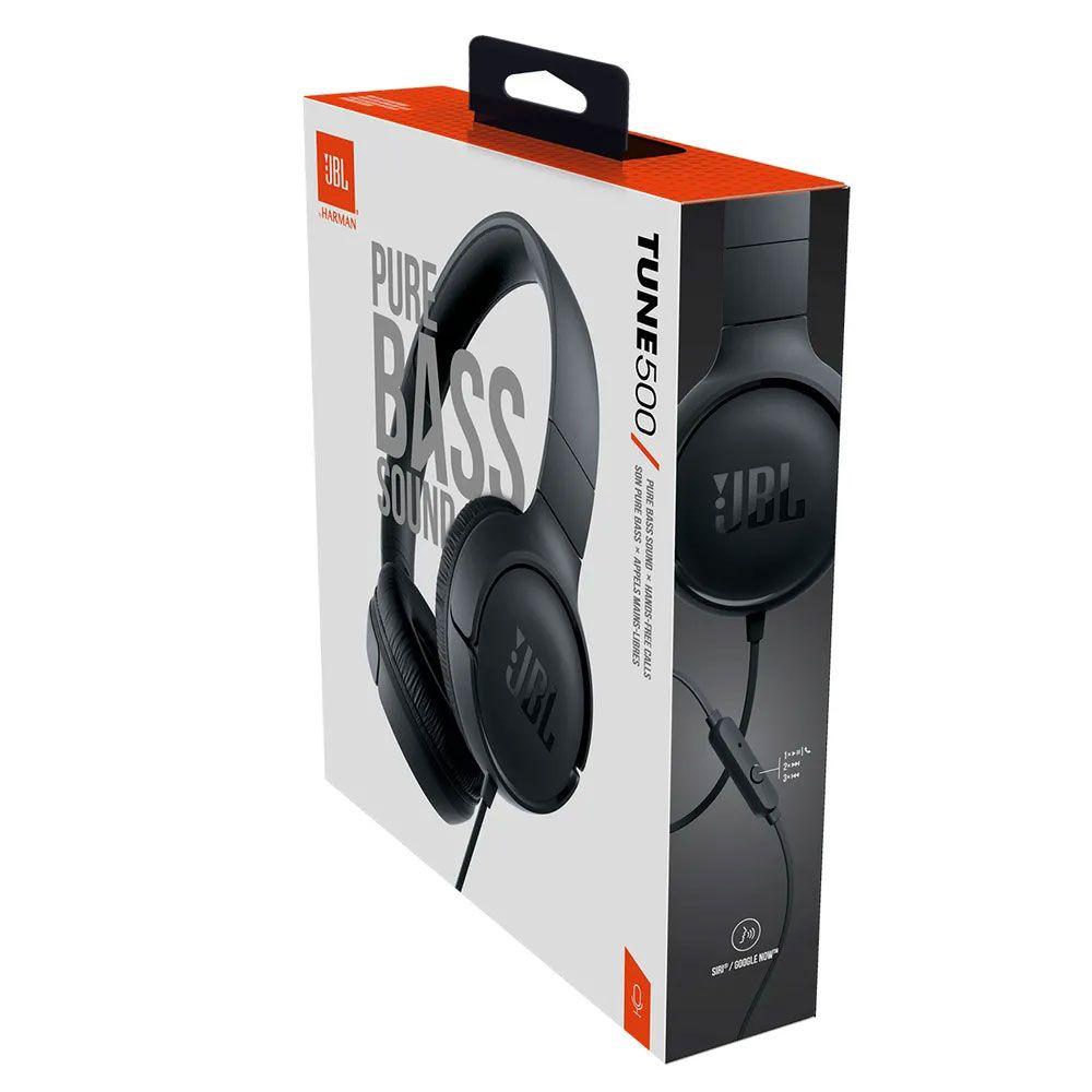 Fone Headset Tune500 - JBL