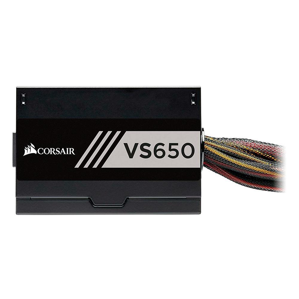 Fonte de Alimentação VS650 650W - Corsair