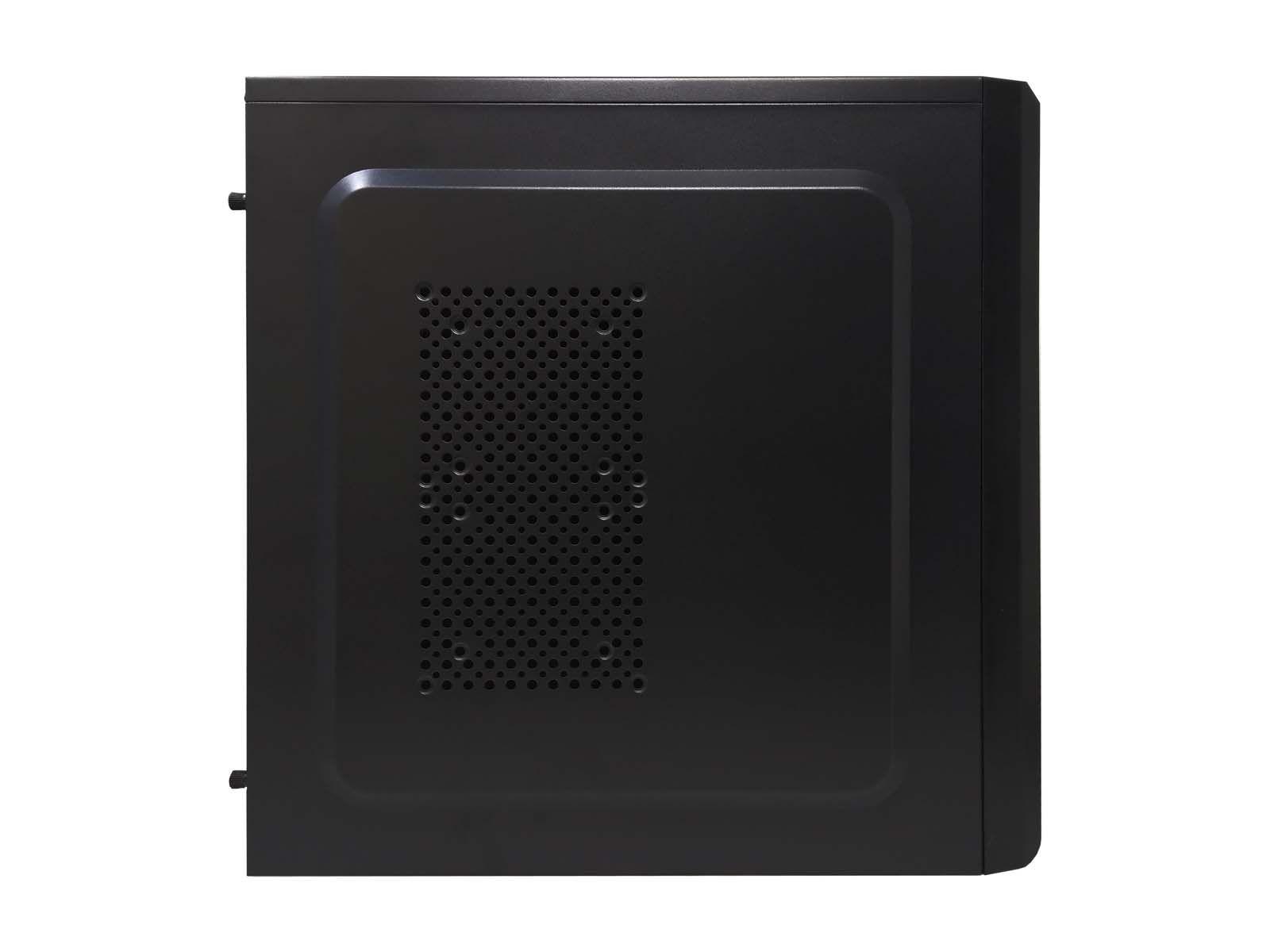 Gabinete Com Fonte Básico Padrão ATX Preto - Bluecase BG-2523
