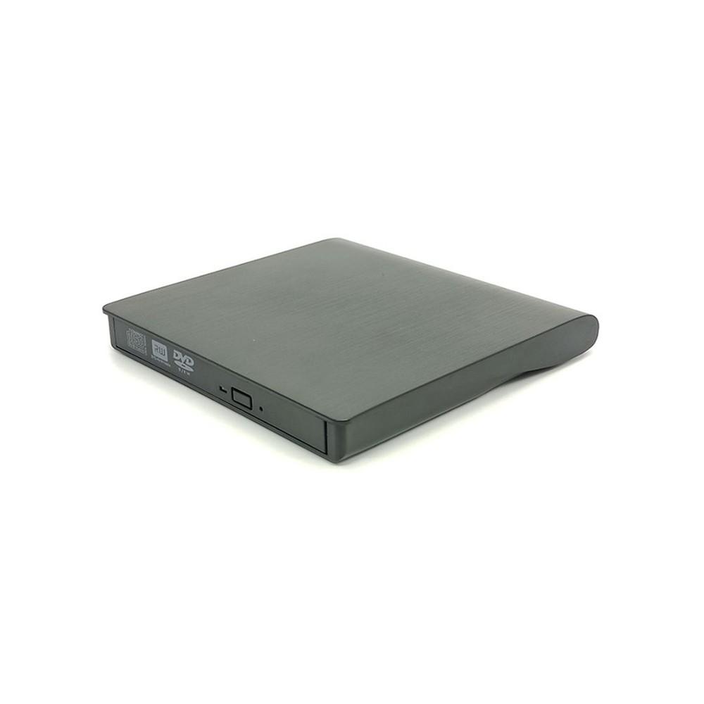 Gravador de DVD Portátil Slim BGDE-04 - Bluecase