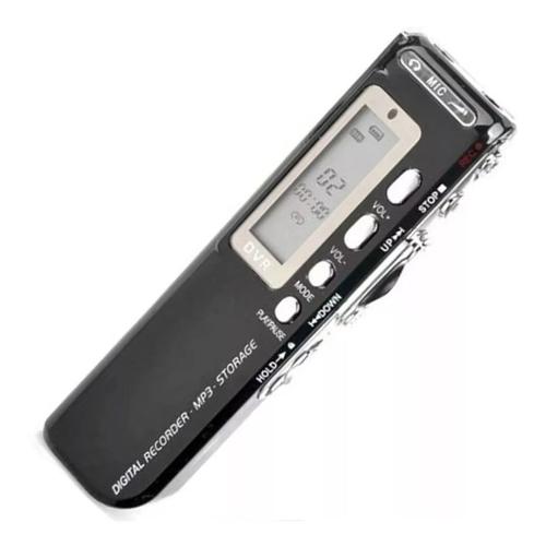 Gravador De Voz Tomate Digital 8Gb Mt-556