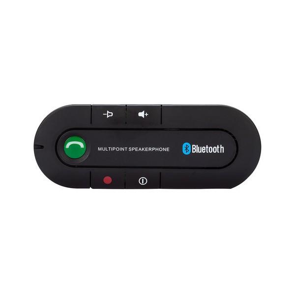Hands Free kit para Carro Bluetooth V4.1 Alcance Alto-Falante de 2W 10-15 Metros