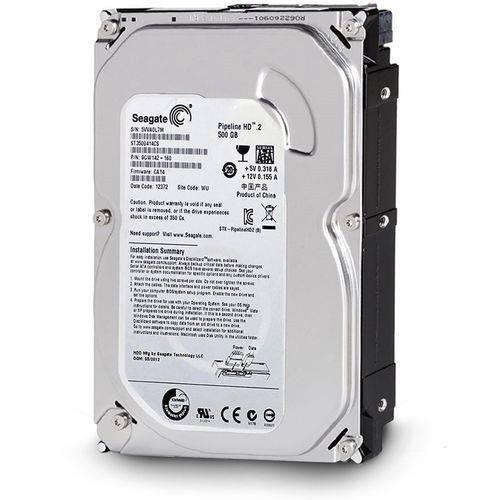 HD Interno para Computador 500GB - Seagate
