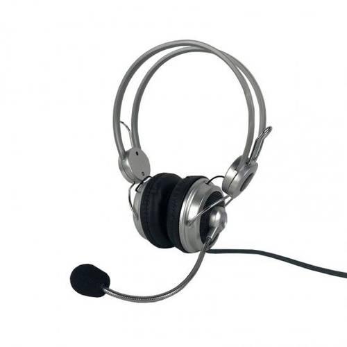 Fone com Microfone Flexível Super Bass HM-610MV