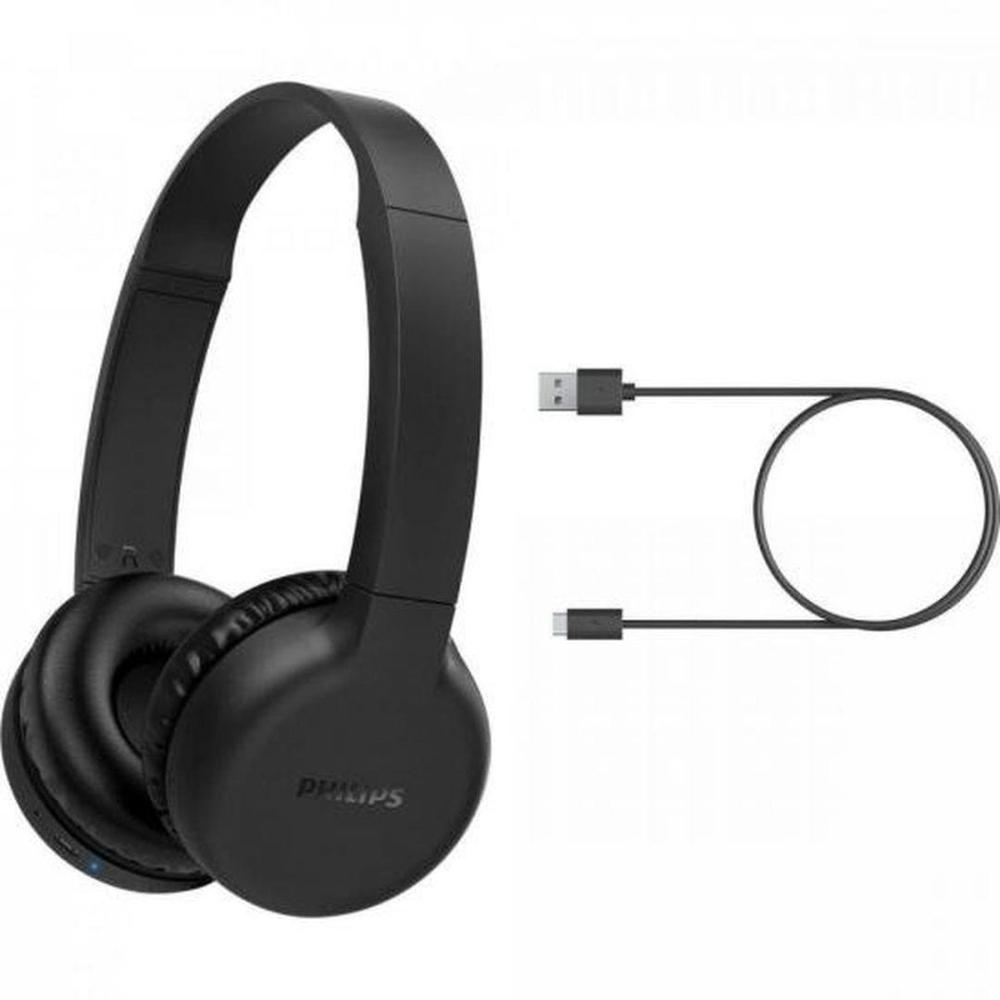 Headphone Bluetooth TAH1205BK/00 Preto PHILIPS