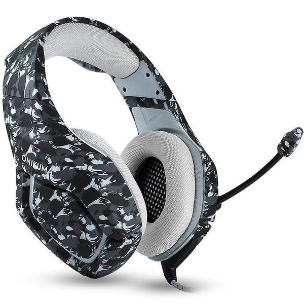 Headset Fone Gamer Profissional Para Celular Ps4 Xbox Onikuma K1