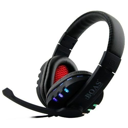 Headset Usb Stereo Pc Ps3 Xbox Notebook Boas Bq9700