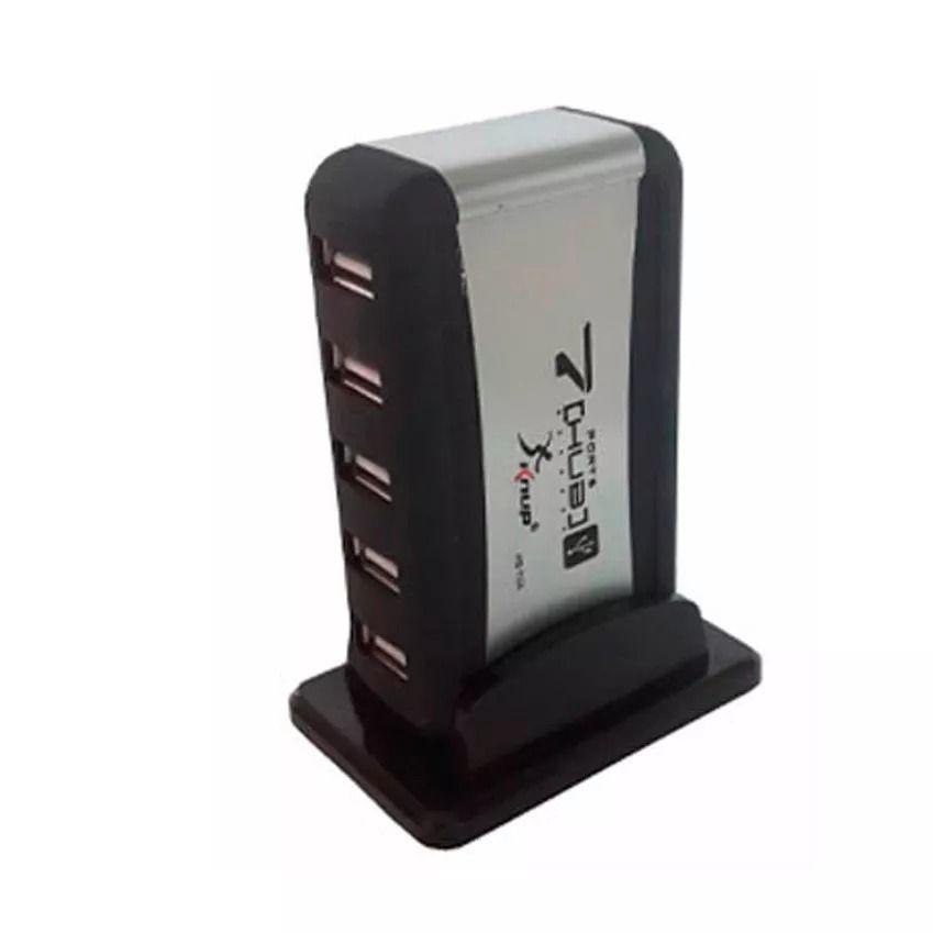 Hub USB 7 Portas com Fonte