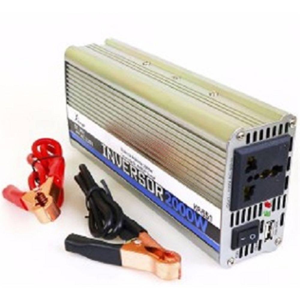 Inversor Conversor Tensão Transformador Veicular 2000W 110V KP-550 - Knup
