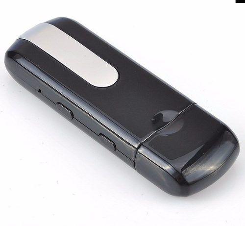 Kit Espião Pendrive + Chaveiro + Relógio - ((Micro Câmera))