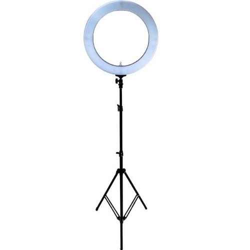 Kit Tripé 210cm Mtg-2020B + Ring Light 26cm 15w Mlg-064 Tomate