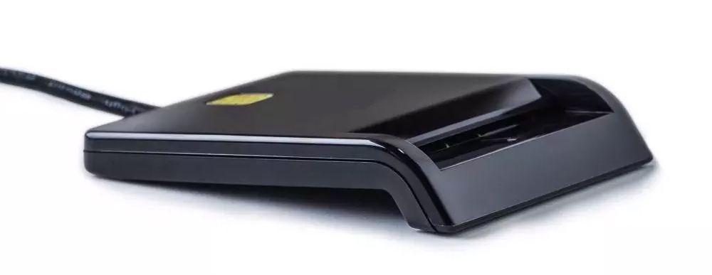Leitor Cartao Certificado Digital Smart Card Reader Usb Dni