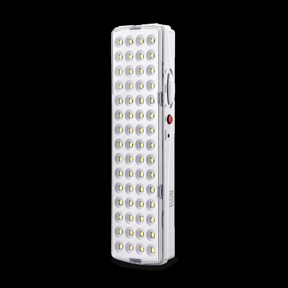 Luminária De Emergência 60 LEDS - Até 6h Autonomia