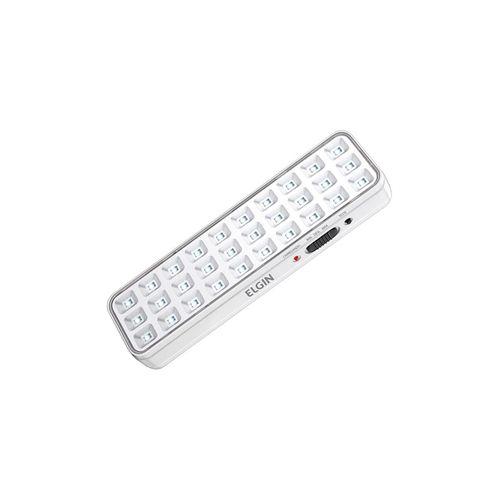 Luminária De Emergência Com 30 Leds - Bivolt - 2w - Elgin