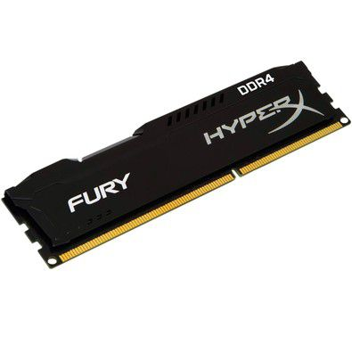 Memória 8Gb DDR4 2133mhz Gamer Hyperx Fury Kingston