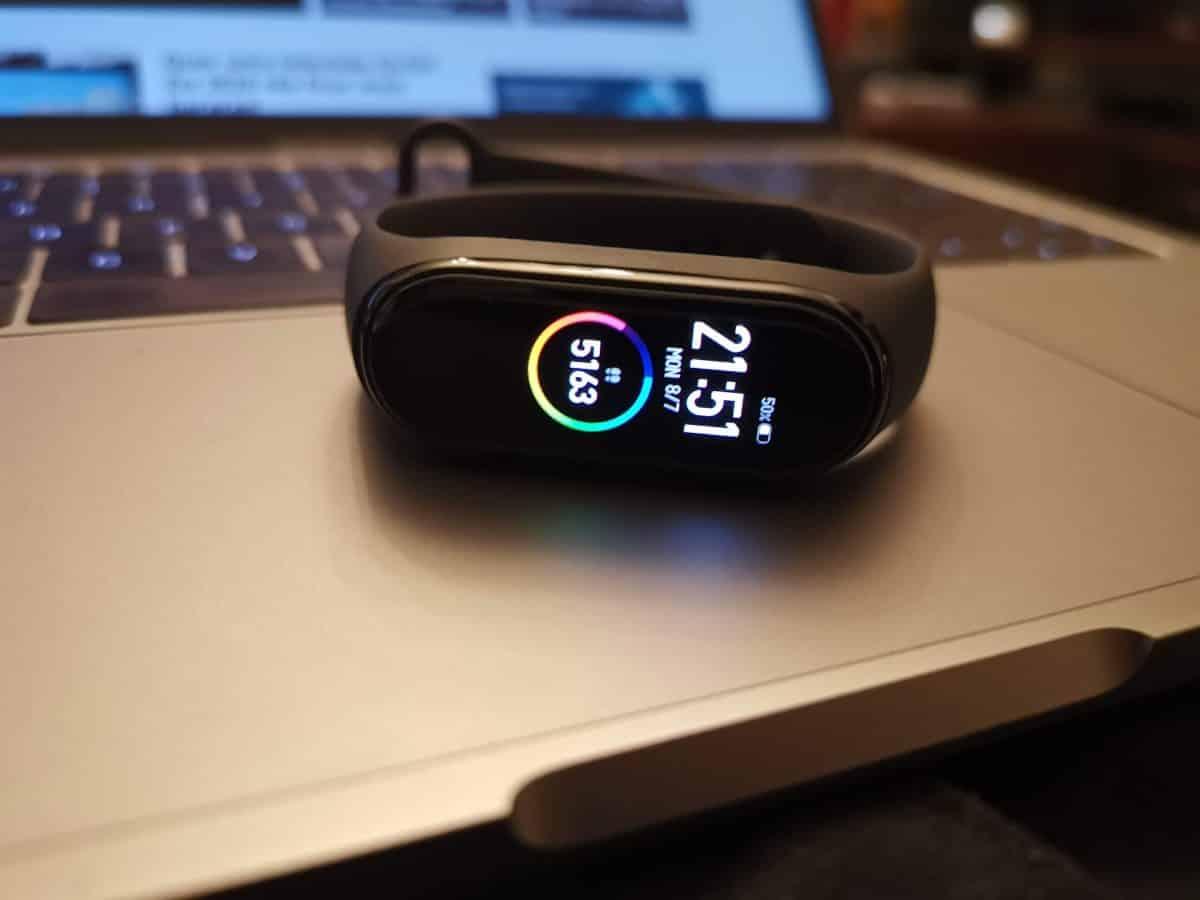 Mi Band 4 - Pulseira Smart Band Xiaomi