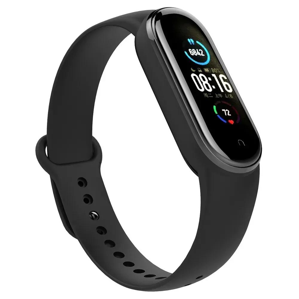 Miband 5 Relógio Pulseira Inteligente Original Global Xiaomi