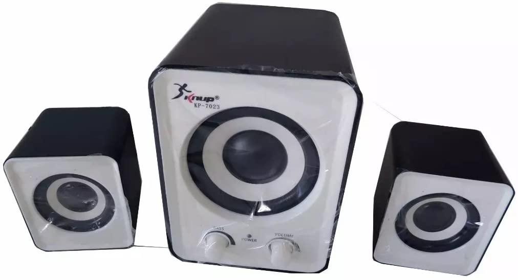 Caixa de Som KP-7023 para PC - Knup