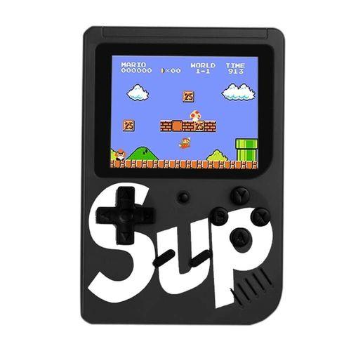 Mini Vídeo Game Retro Portátil 400 Jogos NES Clássico - Sup Game Box