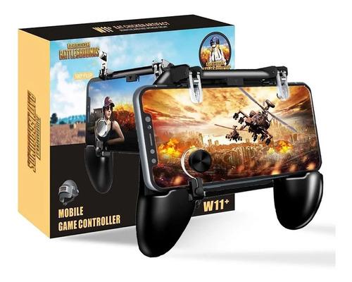 Mobile Game Controller W11+ - Dois Gatilhos Com Analógico
