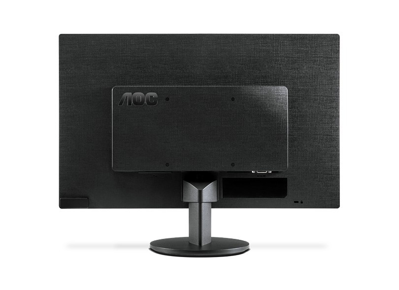 Monitor Vga Para Pc Led 18.5 Widescreen Hd 1366 x 768 60 Hz Aoc E970swnl