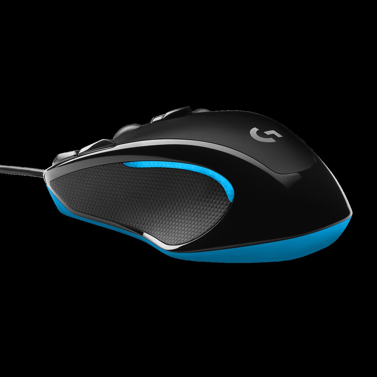 Mouse Gamer G300S 2500 DPI - Logitech