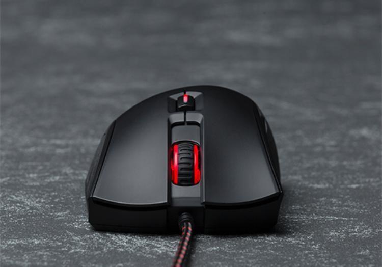 Mouse Gamer Pro - Optico - 3200 DPI 6 Botões HyperX Pulsefire FPS
