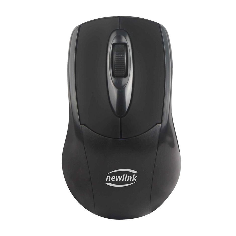 mouse óptico com conexão usb 1200 dpi com design ergonômico Easy Newlink Mo303