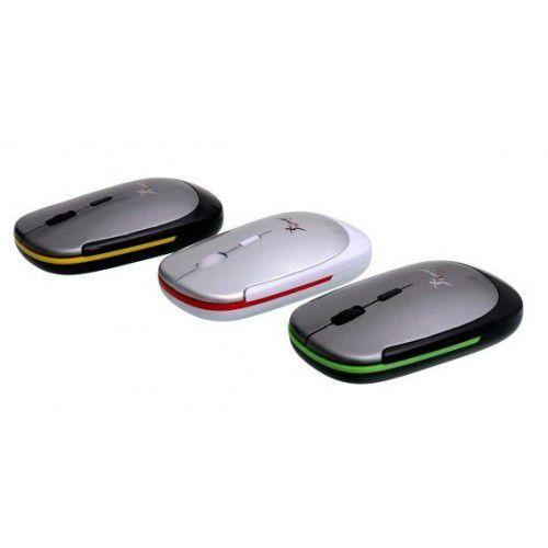 Mouse Sem Fio 2.4 Ghz 1600 Dpi Usb Knup - W115