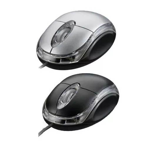 Mouse Usb 1200 Dpi Pequeno Knup Kp-m611
