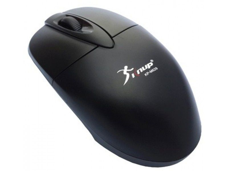 Mouse Usb Optico Grande 1200dpi Knup KP-M629
